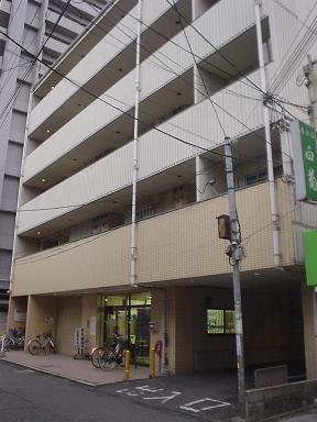 【マンション弥生】外観写真