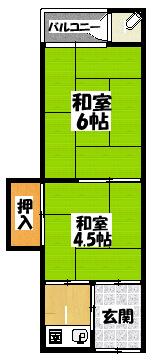 【切池文化】間取図面