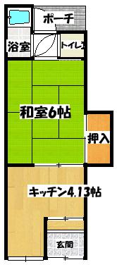 【井上文化】間取図面