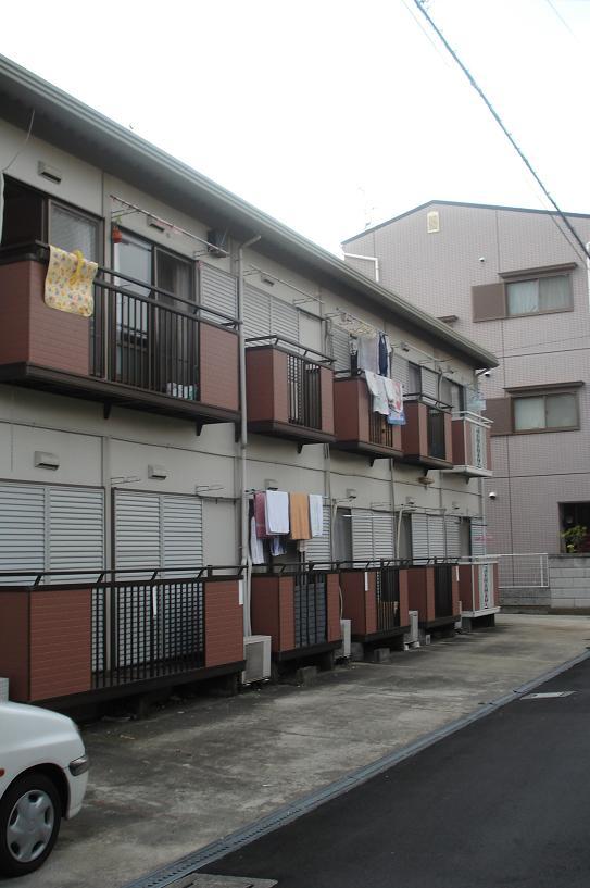 【STハイツ】外観写真