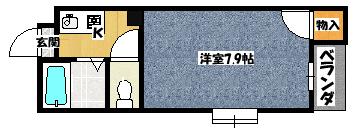 【モーントファーゼ】間取図面