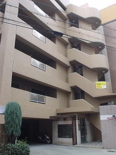 【ペリコール向島502号】外観写真