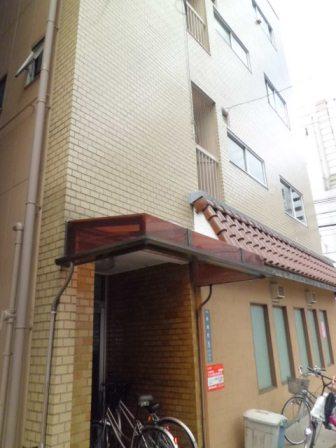 【シャトー辻本(新橋町)】外観写真
