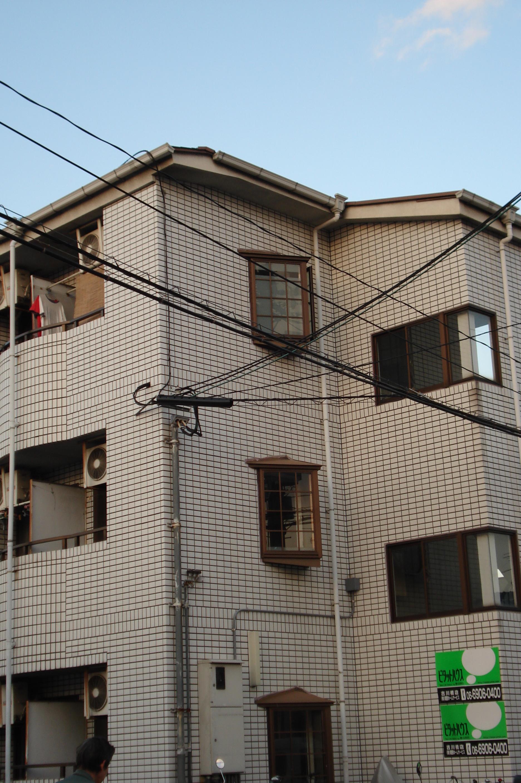 【バードヒル古川橋】外観写真