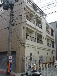 【東マンション】外観写真