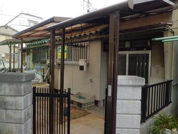 【中脇平屋】外観写真