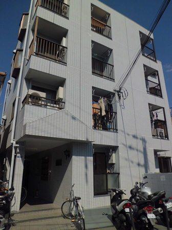 【プチシャトー大和田(2DK)】外観写真