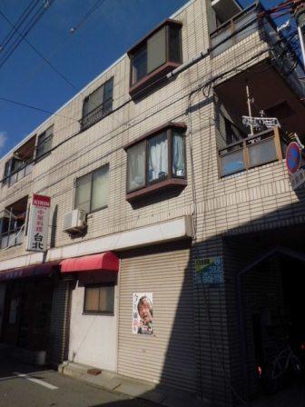【東口マンション】外観写真