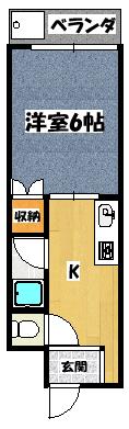 【ウィング英】間取図面