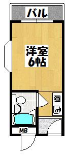 【シティーライフ中山】間取図面