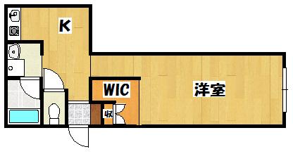 【高木マンション】間取図面