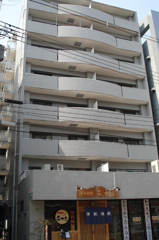 【アドラブール古川橋(3LDK)内なし】外観写真