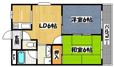 【ラジャクラブ01】間取図面