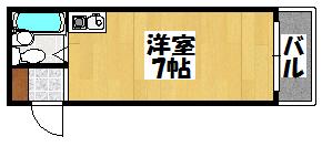 【ティファナー】間取図面