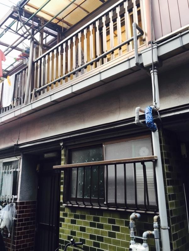 【菊水通1丁目貸家】外観写真
