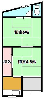 【近野文化】間取図面