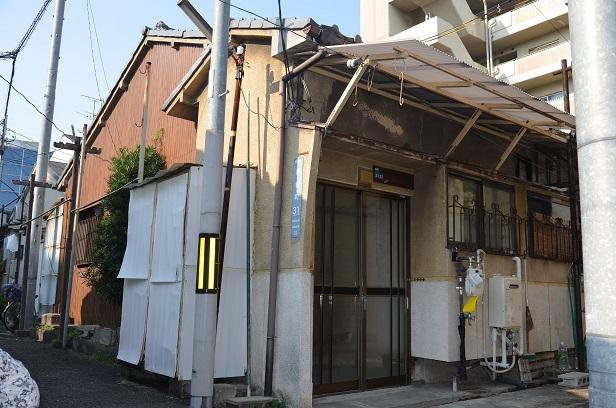 【新橋町井本平屋】外観写真
